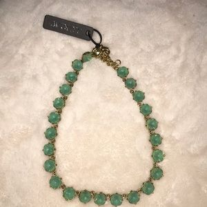 J. Crew blue necklace